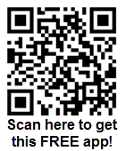 Scan here to get the free Coach Resource Portal app!